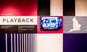 BREVIEW: Playback @ mac – running until 24.01.18 / Ed King