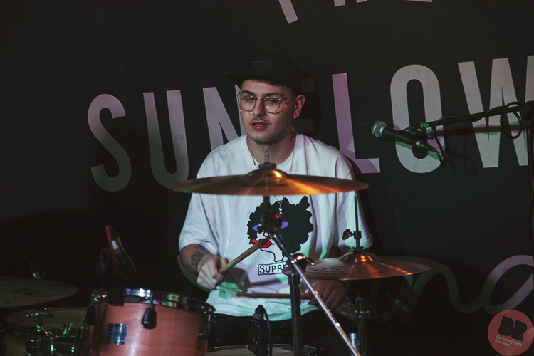 Riscas @ The Sunflower Lounge 19.01.18 / Paul Reynolds – Birmingham Review