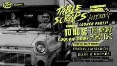 Table Scrap - Autonomy album launch party @ Hare & Hounds 02.03.18