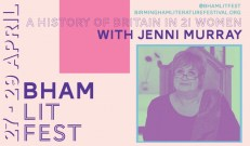 A History of Britain in 21 Women with Jenni Murray @ The Studio (REP) 29.04.18