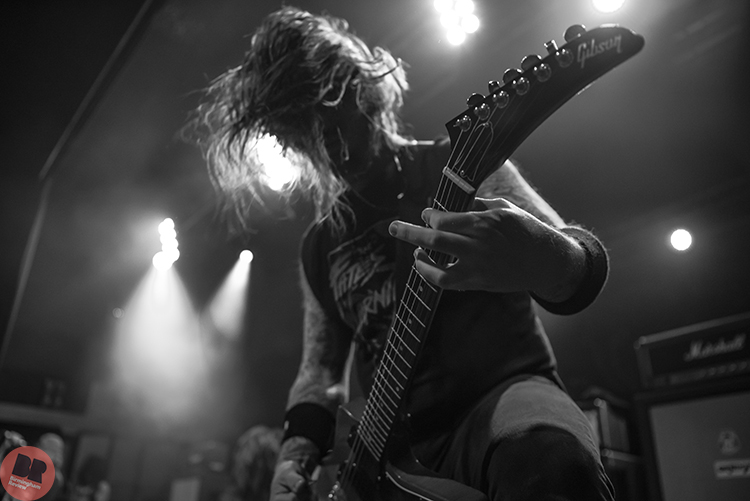 Power Trip – supporting Trivium @ 02 Academy 17.04.18 / Phil Drury
