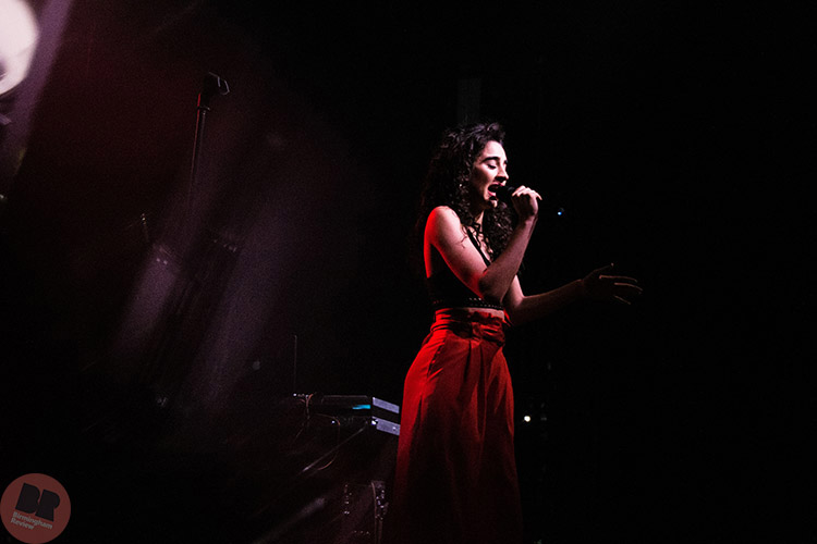 Kara Marni – supporting Rita Ora @ O2 Academy Birmingham 16.05.18 / Eleanor Sutcliffe