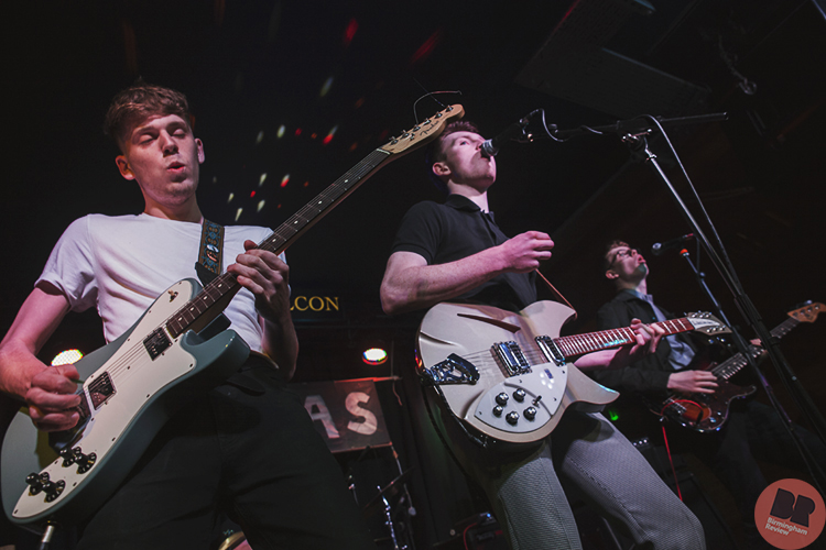 The Clause – supporting Riscas @ The Castle & Falcon 12.05.18 / Paul Reynolds