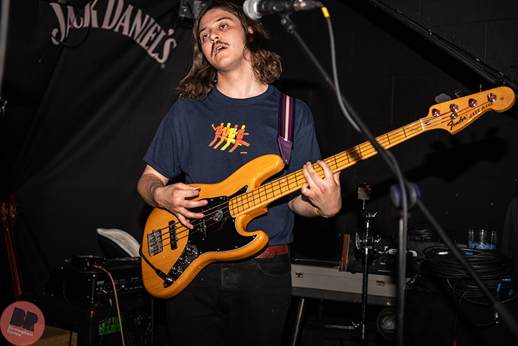 Captain Süün @ The Sunflower Lounge 24.05.18 / Phil Drury