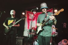 The Butters Aliens – supporting P.E.T @ The Sunflower Lounge 01.07.18 / Paul Reynolds