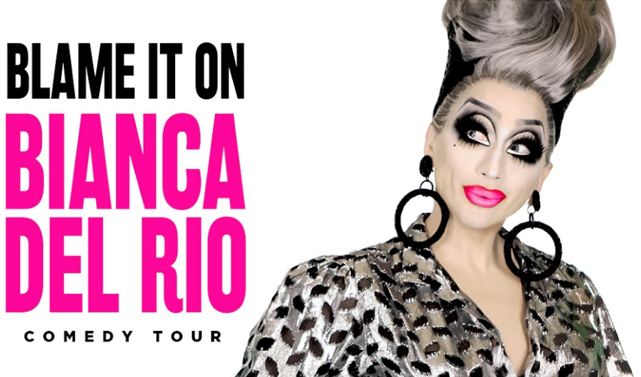 BPREVIEW: Blame It On Bianca Del Rio @ Symphony Hall 30.07.18