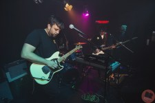The Hungry Ghosts – supporting Lice @ Hare & Hounds 12.08.18 / Paul Reynolds