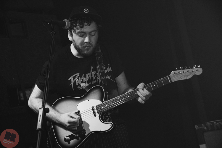 Whitelight – supporting Lice @ Hare & Hounds 12.08.18 / Paul Reynolds
