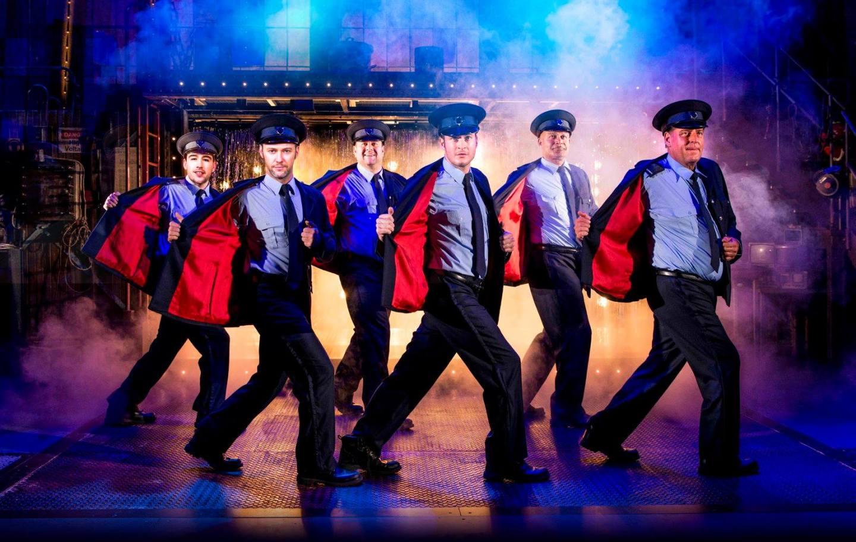 BPREVIEW: The Full Monty @ Hippodrome 05-10.11.18