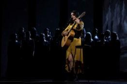 Katie Melua & the Gori Women's Choir @ Bournemouth Pavilion Theatre 28.11.18 / Allan Jones – courtesy of Republic Media