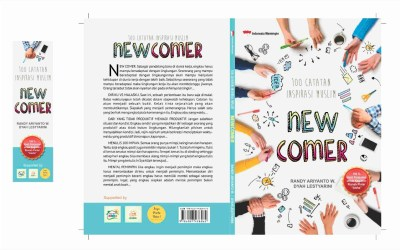 """100 Catatan Inspirasi Muslim """"New Comer"""""""