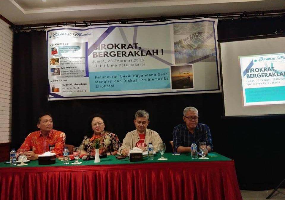 Secuil Cerita dari Tjikini Lima: Dimulainya Era Pencerahan (Aufklarung) Bagi Birokrasi Indonesia