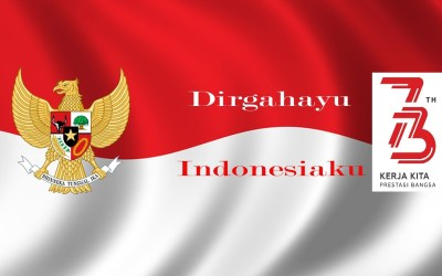 Dirgahayu Indonesiaku: Catatan Kecil Seorang Birokrat Kelas Teri