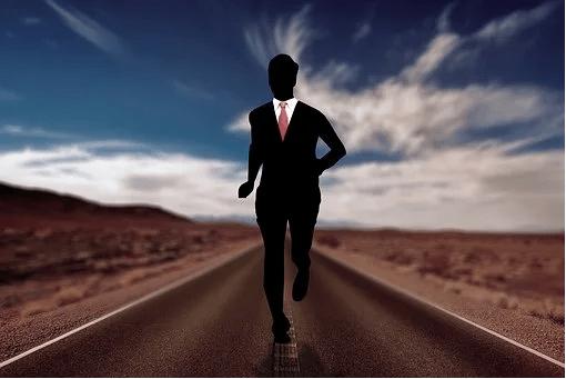 Birokrat Juga Perlu Berlari