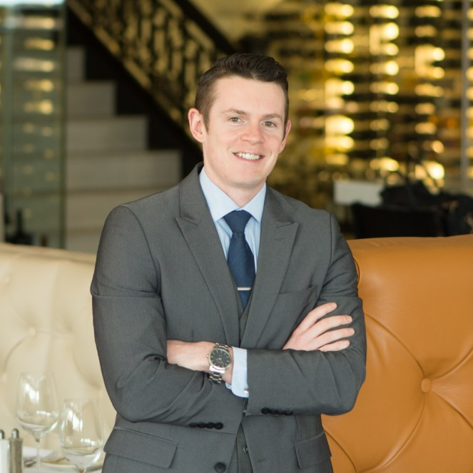 General Manager, Justin McCrary