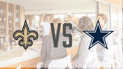 9/29 – Saints VS Cowboys