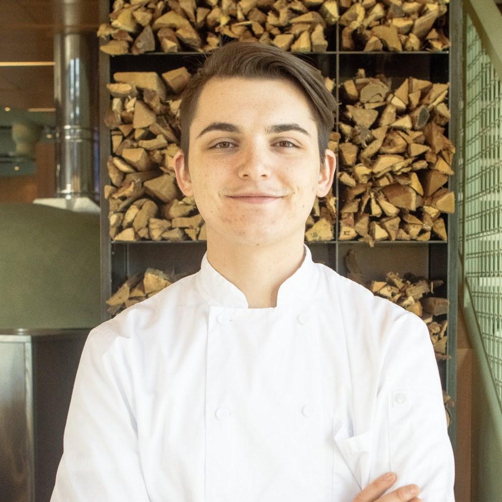 Kitchen Manager, Ryan Hunt