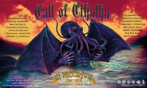 "Képtalálat a következőre: ""Call Of Cthulhu – In Peccatum Craft Beer"""
