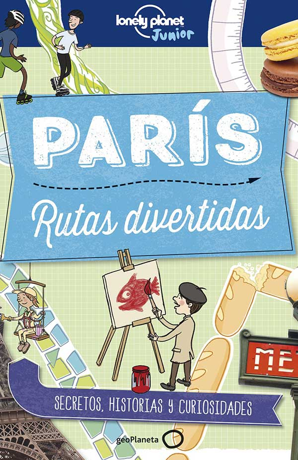 París rutas divertidas