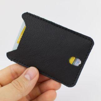 Le Portemonnaie Schwarz Front