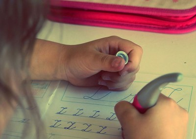 Why Bother? Cursive in a Digital Age.
