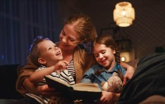 How Reading Before Bed Helps Kids Be More Responsible