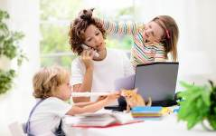 7 Tips for Working from Home with Kids