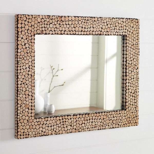 Unique-DIY-Mirror-Frames-Ideas-With-Small-Logs-DIY-Frame