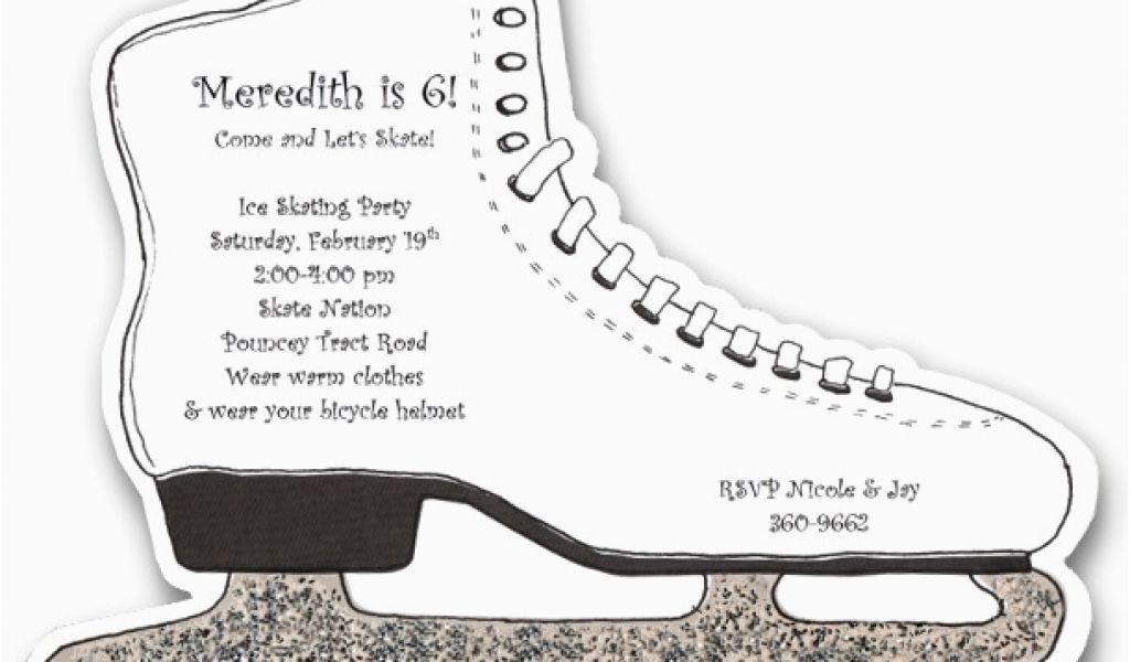 Roller Skate Party Invitations Free Printable Skatingfree
