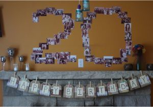 ideas for 20th birthday