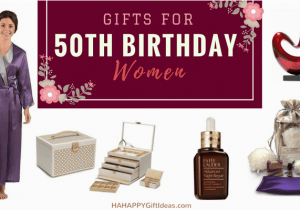 unique 50th birthday gifts