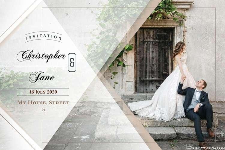 free online wedding invitation card designs