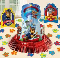 Paw Patrol Table Decorating Kit - Paw Patrol Party ...
