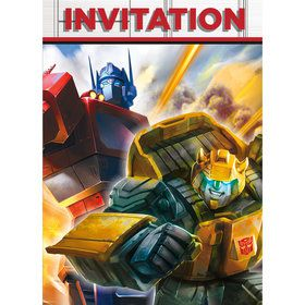 transformers party ideas boys party