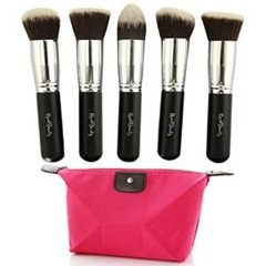 Makeup-Brush-Set-Synthetic-Kabuki-Brushes-Kit