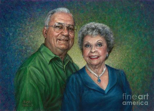 Parents portrait