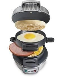 hamilton breakfast sandwich maker