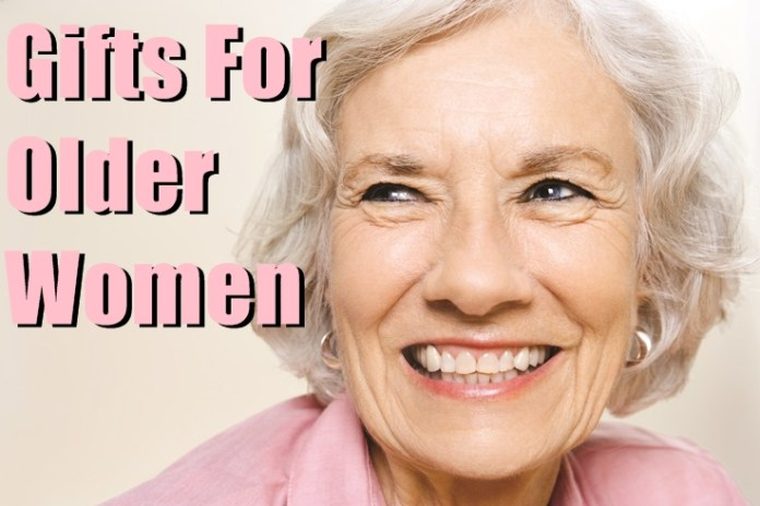 gifts for older women