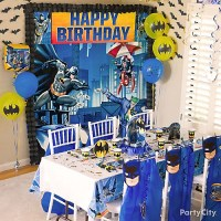 14 Batman Birthday Party Ideas to Plan A perfect Batman ...