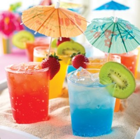Fruit Juices And Mocktails