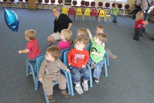 Plan less fussy kids activities