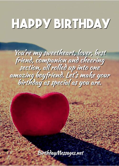 Caption For Boyfriend Birthday : caption, boyfriend, birthday, Boyfriend, Birthday, Wishes, Messages, Boyfriends
