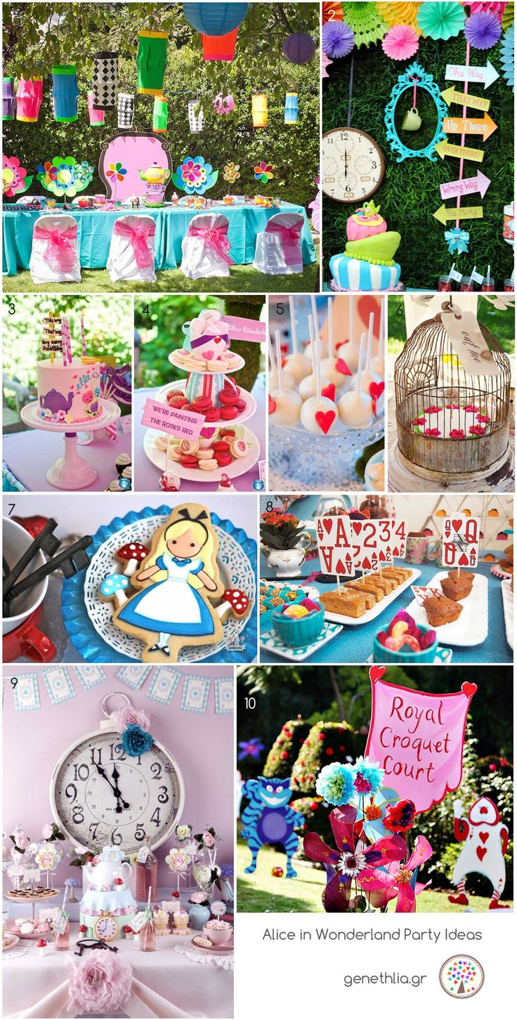 party idea for september