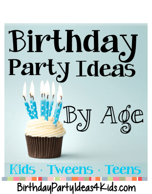 birthday party ideas by