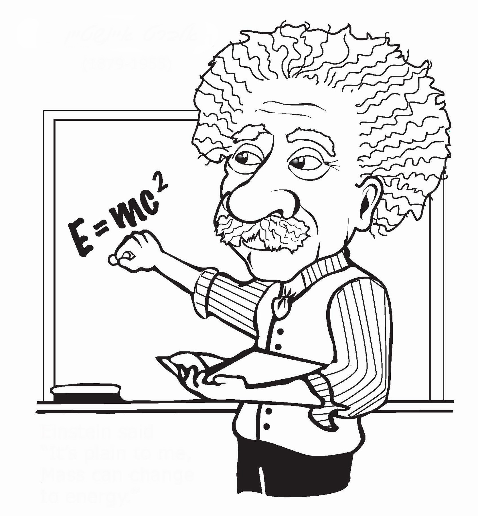 Physical Science Pages Coloring Pages