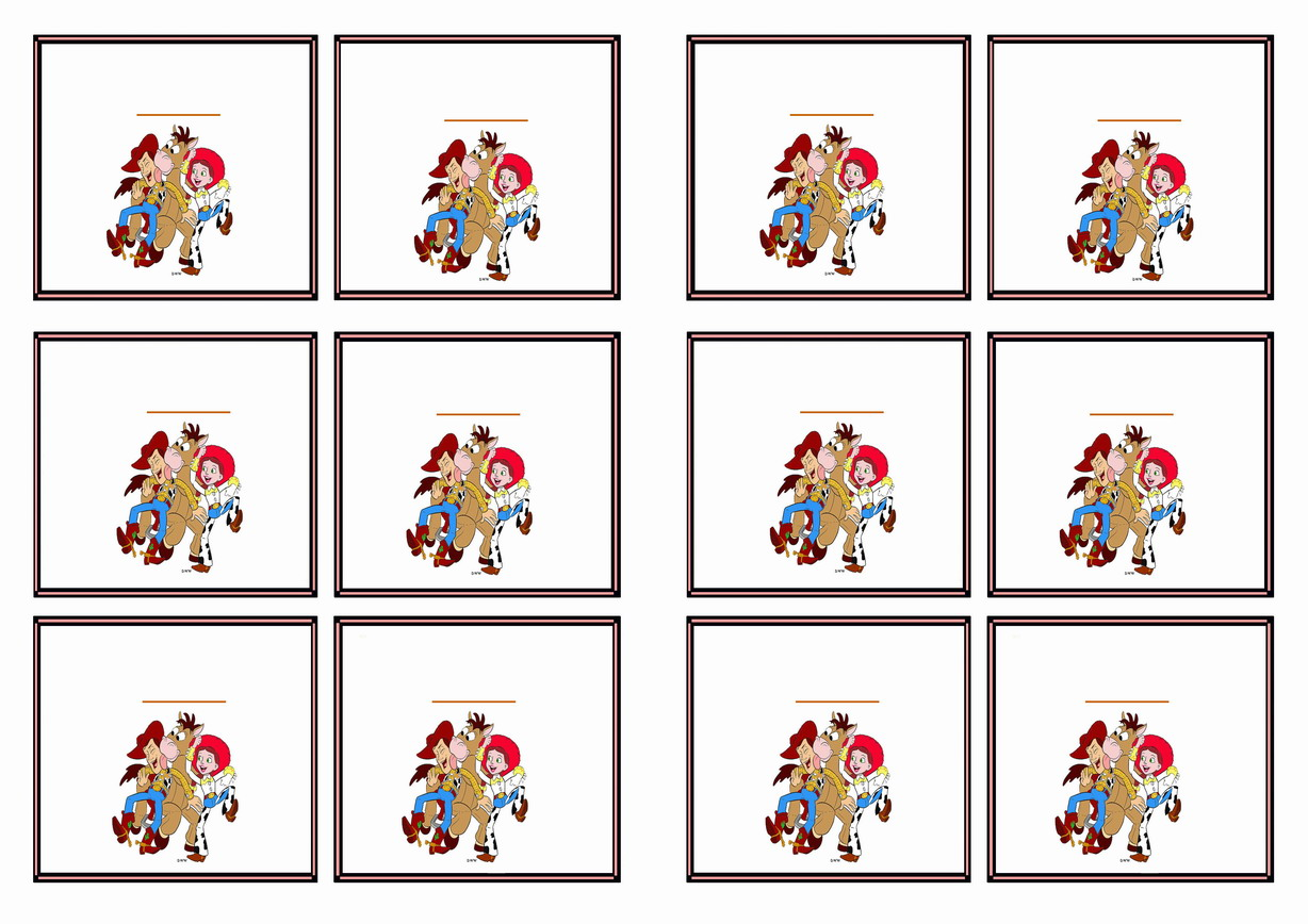 Images About Toy Story Printables