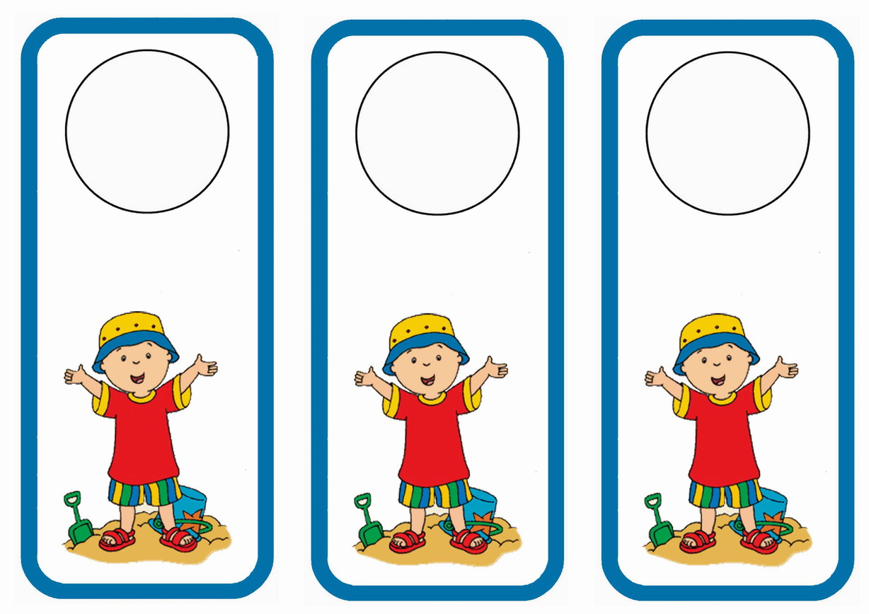Images About Caillou Printables