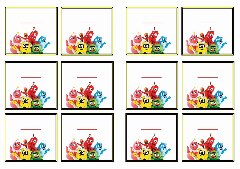 Images About Yo Gabba Gabba Printables