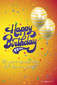 its your special day image