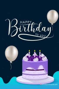 happy birthday to you image for daughter